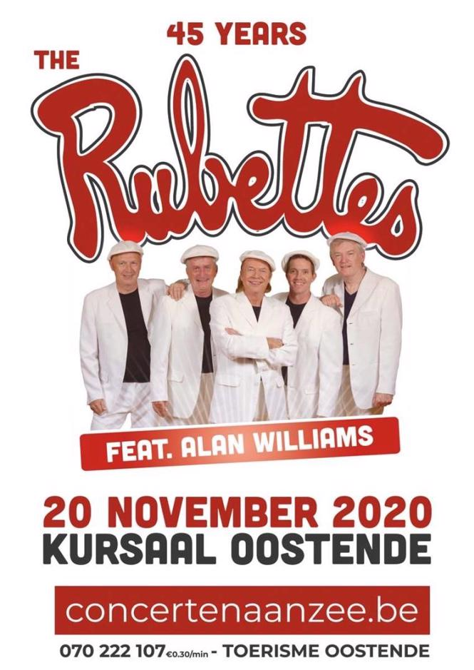 45 Years The Rubettes