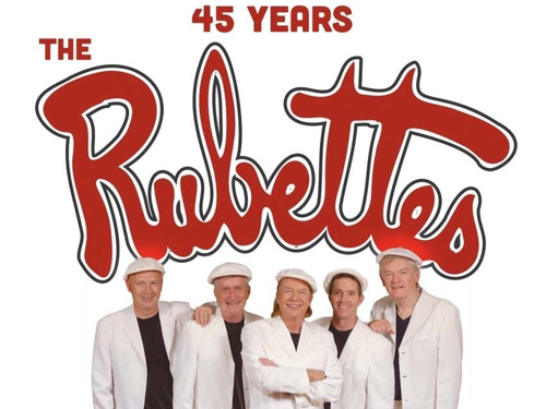 45 Years The Rubettes Oostende